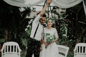 งานแต่งงานแบบประหยัด